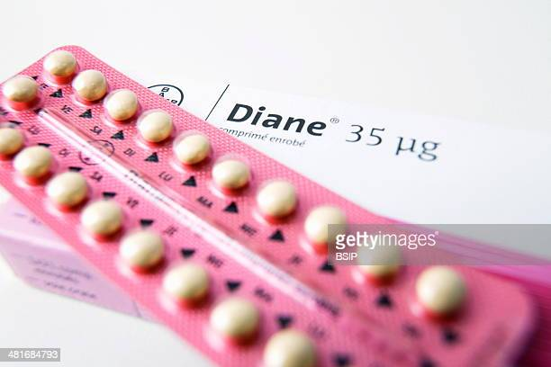 Diane 35 an acne drug that has been prescribed as a contraceptive pill to many women