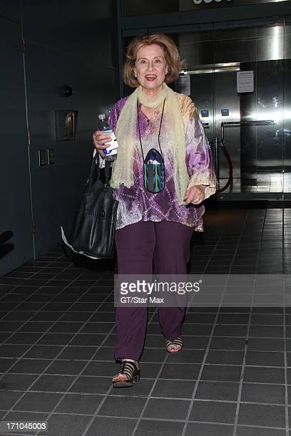 Diane Baker as seen on June 20 2013 in Los Angeles California