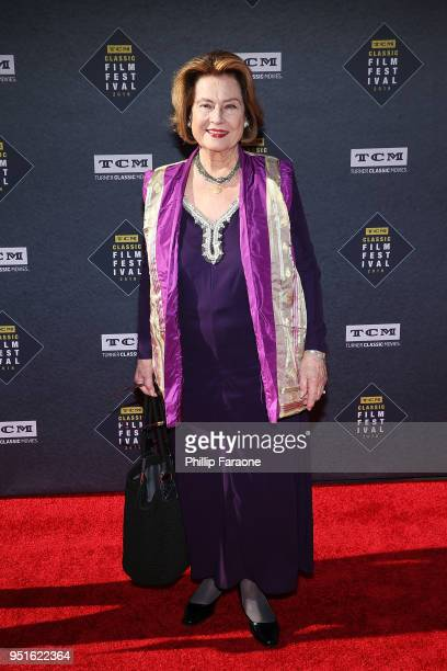 Diane Baker attends the 2018 TCM Classic Film Festival Opening Night Gala 50th Anniversary World Premiere Restoration of The Producers at TCL Chinese...