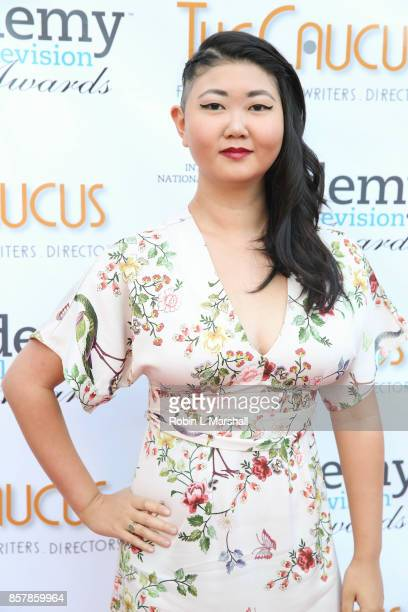 Diane Chen attends the 5th Annual International Academy of Web Television Awards at Skirball Cultural Center on October 4 2017 in Los Angeles...