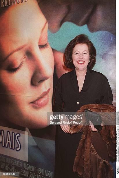 Diane De Beauvau Craon at The Paris Screening Of A Tout Jamais Une Histoire De Cendrillon