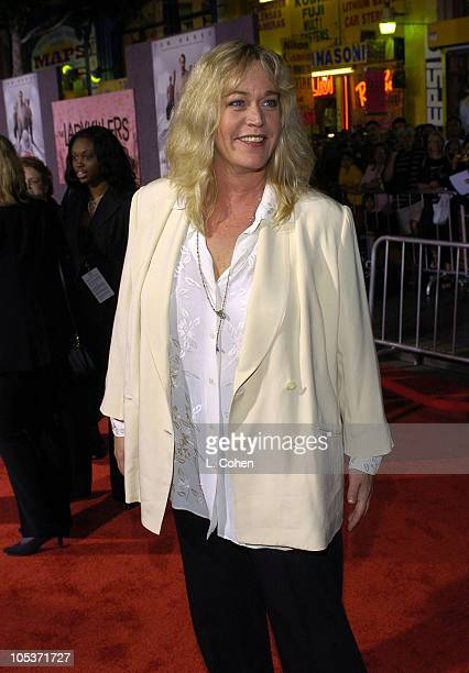 Diane Delano during The Ladykillers Los Angeles Premiere Red Carpet at El Capitan Theatre in Hollywood California United States