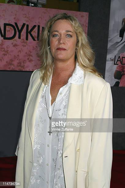 Diane Delano The Ladykillers Los Angeles Premiere at the El Capitan Theatre Hollywood California 3/12/04