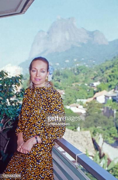 Diane Duchess of Wurttemberg, Germany, 1987.
