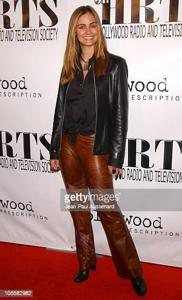 Diane Farr during 2nd Annual 'Young Hollywood' Holiday Party Presented by the Junior Hollywood Radio Television Society at Bliss in Los Angeles...