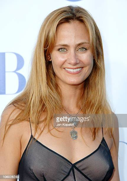 Diane Farr during CBS 2006 TCA Summer Press Tour Party at Rosebowl in Pasadena California United States
