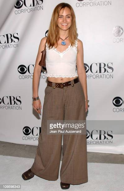 Diane Farr during CBS/Paramount/UPN/Showtime/King World 2006 TCA Winter Press Tour Party Arrivals at The Wind Tunnel in Pasadena California United...