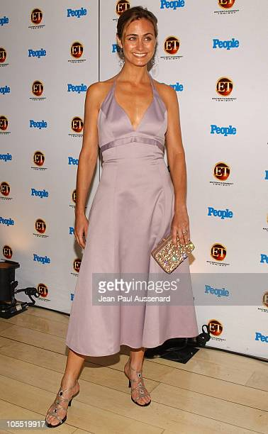 Diane Farr during Entertainment Tonight and People Magazine Celebrate The 57th Annual Emmy Awards at Mondrian in West Hollywood California United...