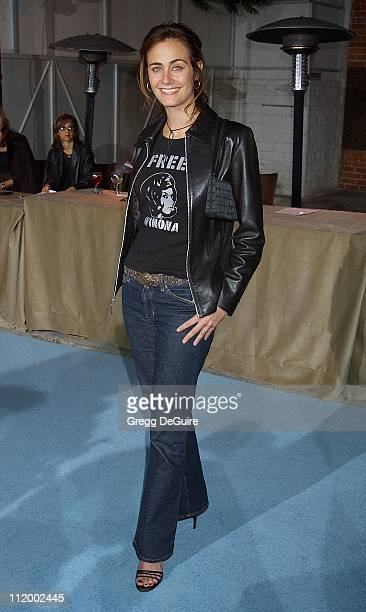Diane Farr during 'South Park's' 5th Anniversary Party at Quixote Studios in Hollywood California United States
