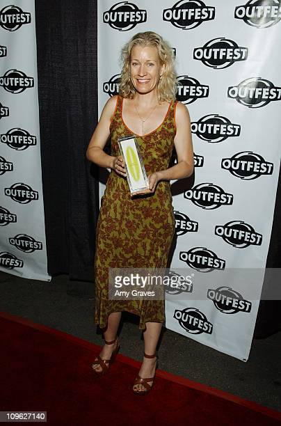Diane Gaidry, Recipient of Outfest award for Outstanding Actress in a Feature Film