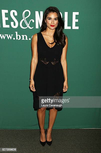 Diane Guerrero attends Diane Guerrero in Conversation with Maria Hinojosa at Barnes Noble Union Square on May 2 2016 in New York City