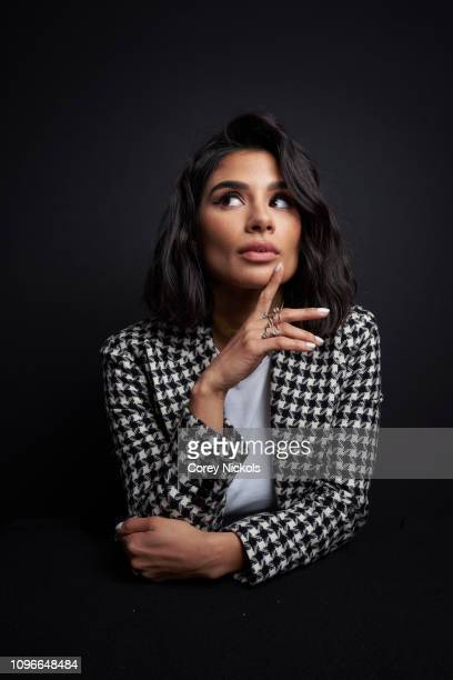 Diane Guerrero of DC Universe's Doom Patrol poses for a portrait during the 2019 Winter TCA at The Langham Huntington Pasadena on February 9 2019 in...