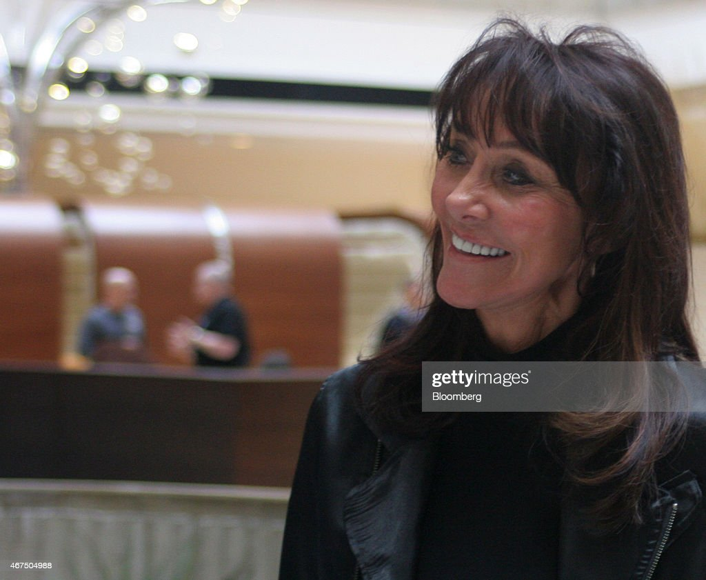 ABC Supply Co. Chief Executive Officer Diane Hendricks : News Photo