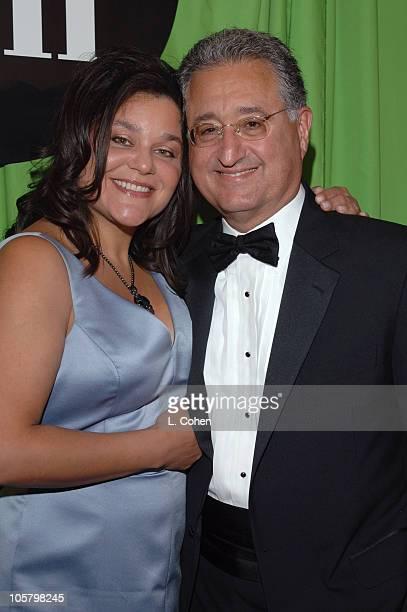 Diane J. Almodovar and Del Bryant during BMI 13th Annual Latin Music Awards at Metropolitan Pavillion in New York City, New York, United States.