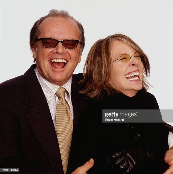 Diane Keaton and Jack Nicholson costar in the romantic comedy Something's Gotta Give