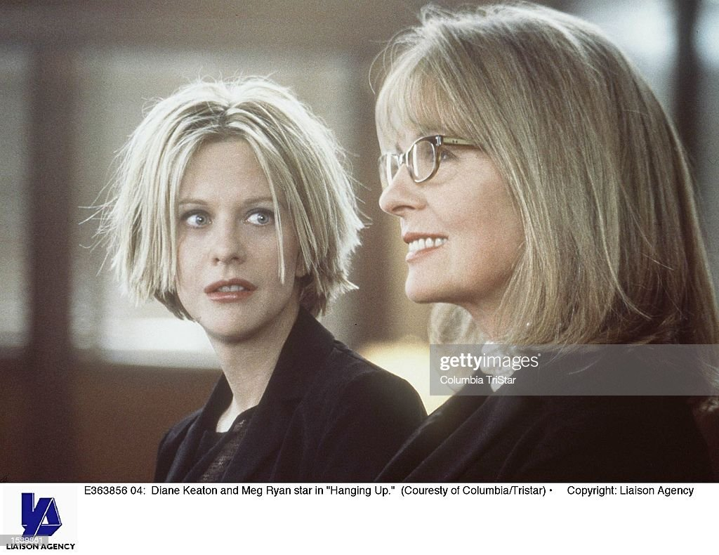 Diane Keaton And Meg Ryan Star In Hanging Up News Photo Getty