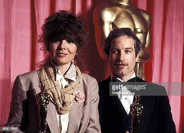 Diane Keaton and Richard Dreyfuss