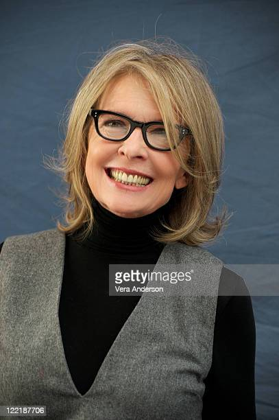 Diane Keaton at the Morning Glory Press Conference at the Waldorf Towers on November 7 2010 in New York New York