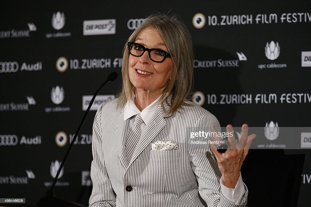 'And so it goes' Press Conference - Zurich Film Festival 2014 : News Photo