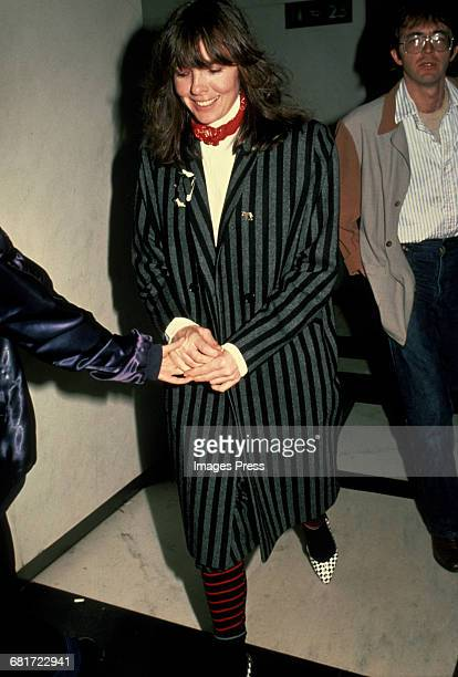 Diane Keaton circa 1980 in New York City