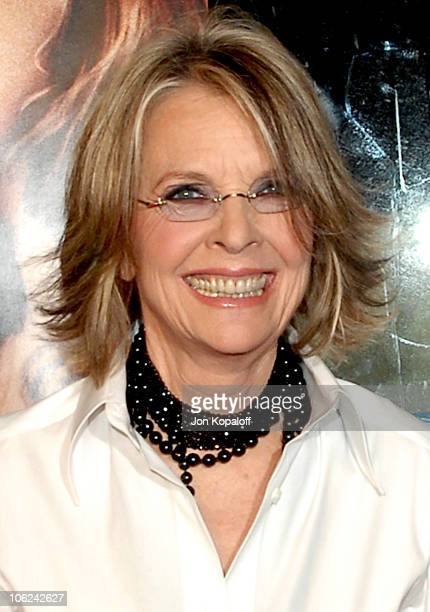Diane Keaton during Because I Said So Los Angeles Premiere Arrivals at The Arclight in Hollywood California United States