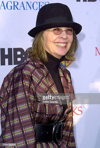 Diane Keaton during NRDC's Earth To LA The Greatest Show On Earth Benefit at Wadsworth Theatre in Westwood California United States