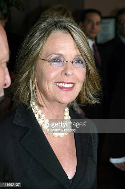 Diane Keaton during The 9th Annual Critics' Choice Awards Red Carpet at The Beverly Hills Hotel in Beverly Hills California United States