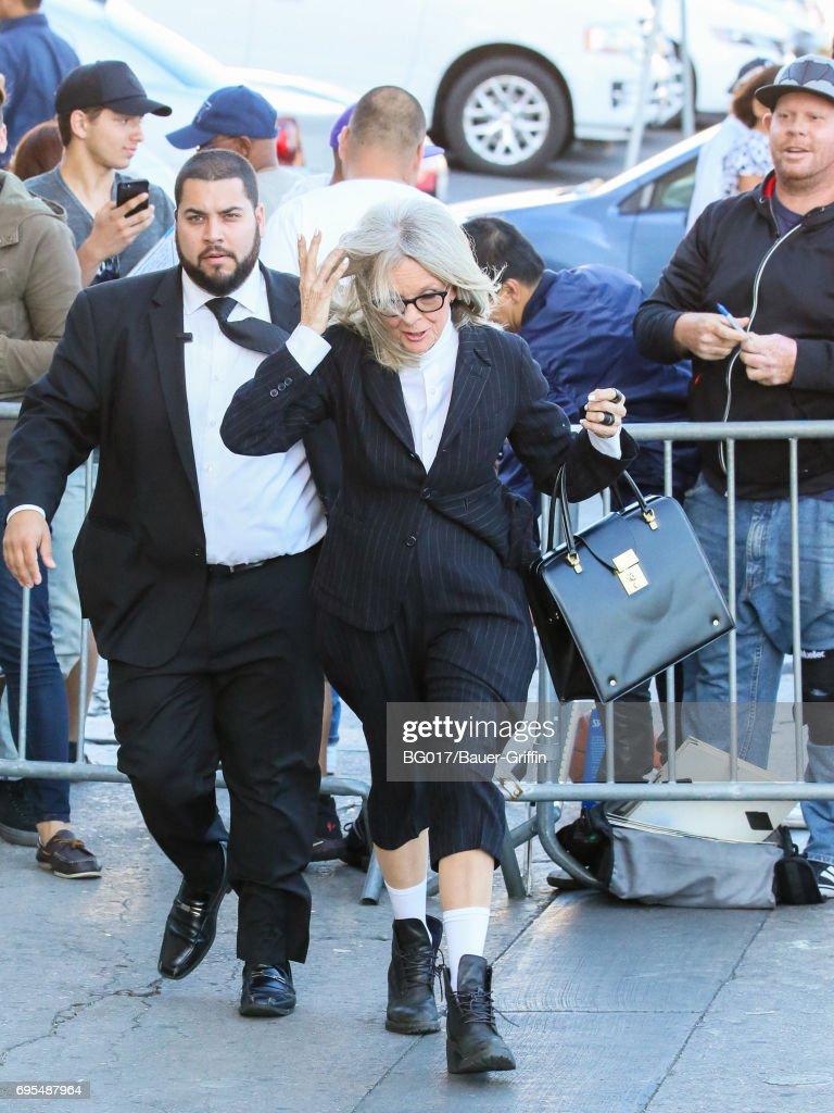 Celebrity Sightings In Los Angeles - June 12, 2017 : News Photo