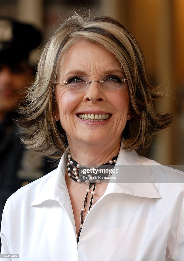 Film Society of Lincoln Center's 34th Annual Gala Tribute to Diane Keaton - Arrivals : News Photo