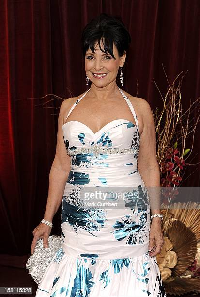 Diane Keen Arriving For The 2010 British Soap Awards At The Itv Studios South Bank London
