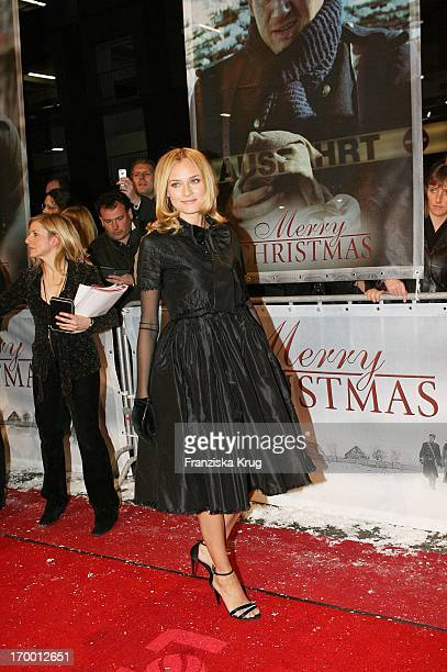 Diane Kruger at The 'Merry Christmas' Premiere In The Comic Opera in Berlin 231105
