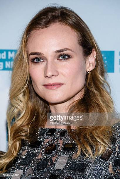 Diane Kruger attend the German premiere of the film 'Sky Der Himmel in mir' at Zoo Palast on May 26 2016 in Berlin Germany