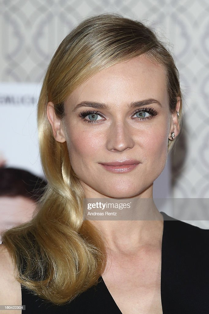Diane Kruger attends a photocall to promote the film 'Der Naechste, Bitte!' (Un Plan Parfait) at Hotel de Rome on January 31, 2013 in Berlin, Germany.