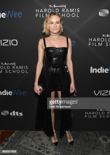 Diane Kruger attends Inaugural IndieWire Honors on November 2 2017 in Los Angeles California