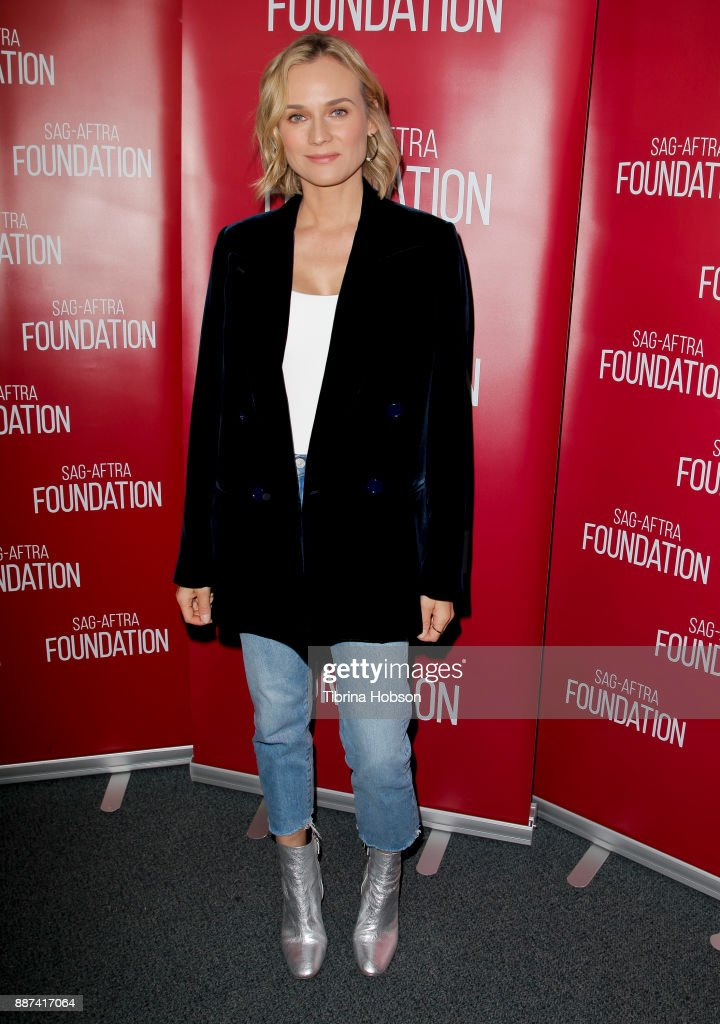 "SAG-AFTRA Foundation Conversations - Screening Of ""In The Fade"""