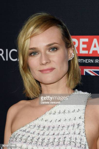 Diane Kruger attends The BAFTA Los Angeles Tea Party at Four Seasons Hotel Los Angeles at Beverly Hills on January 6 2018 in Los Angeles California