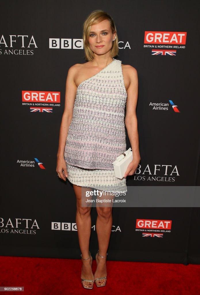 The BAFTA Los Angeles Tea Party - Arrivals : News Photo