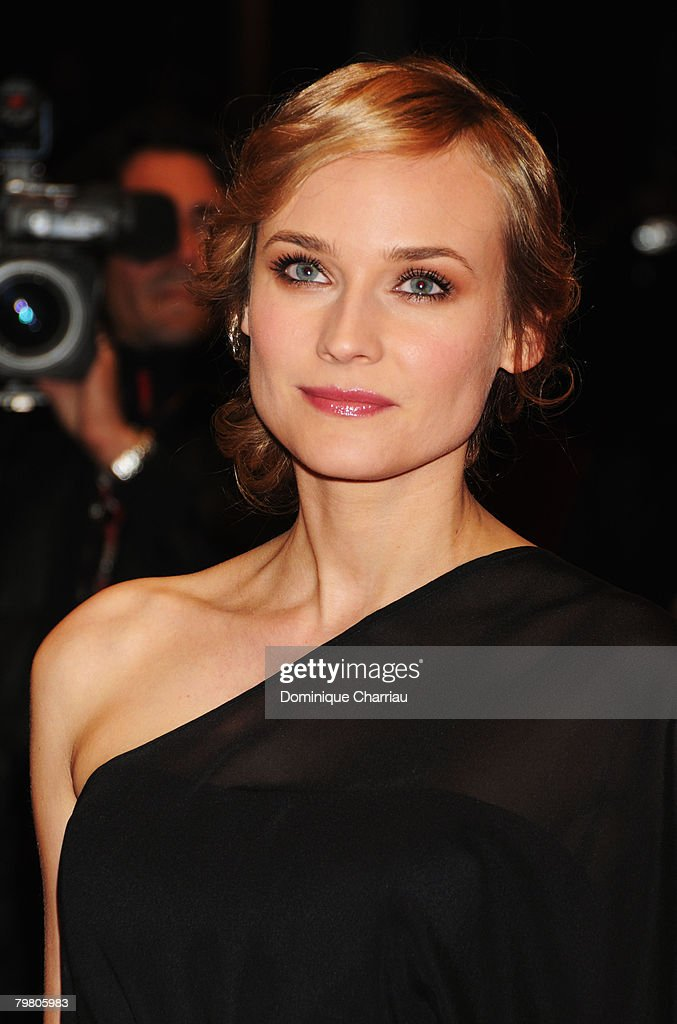 Diane Kruger attends the 'Be Kind Rewind' premiere as part of the 58th Berlinale Film Festival at the Berlinale Palast on February 16, 2008 in Berlin, Germany.