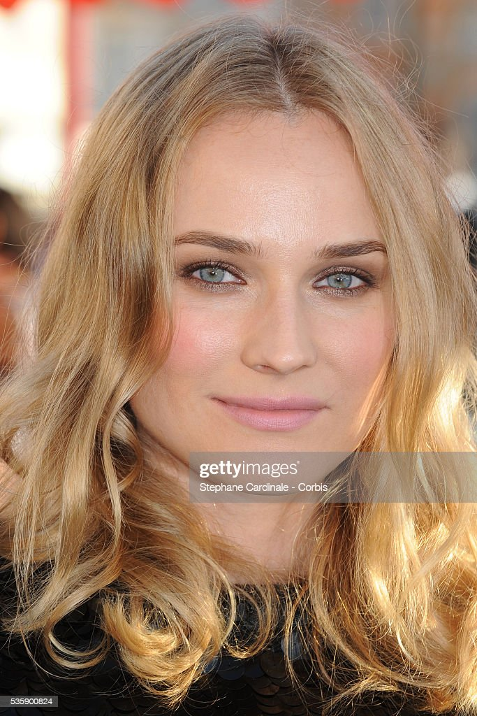 Diane Kruger attends the Chanel Cruise Collection Presentation in Saint Tropez