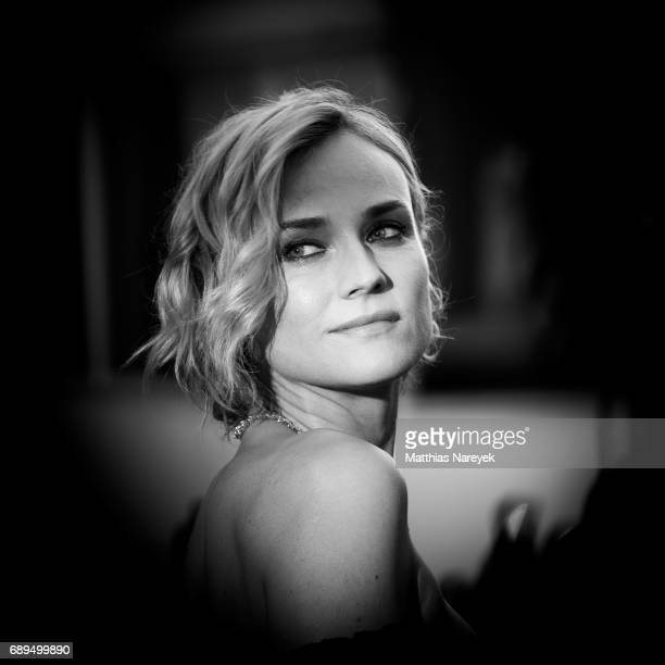 Diane Kruger attends the Closing Cermony during the 70th annual Cannes Film Festival at Palais des Festivals on May 28 2017 in Cannes France