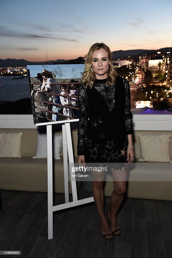 Event SKY With Jaeger-LeCoultre - The 68th Annual Cannes Film Festival : News Photo