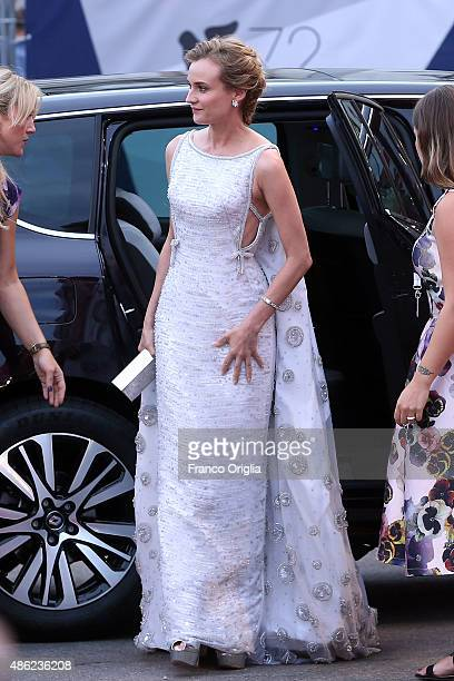 Diane Kruger attends the opening ceremony and premiere of 'Everest' during the 72nd Venice Film Festival on September 2 2015 in Venice Italy