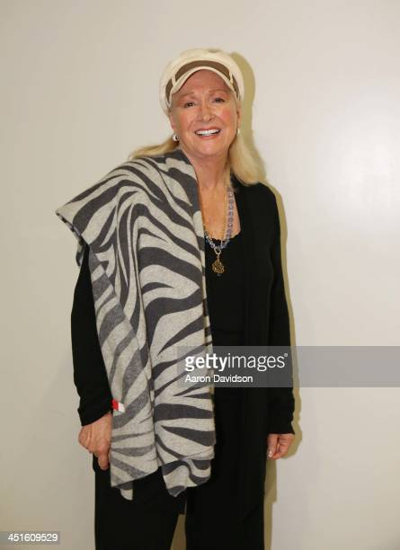 Diane Ladd appears at Miami Book Fair International 2013 at Miami Dade College on November 23 2013 in Miami Florida