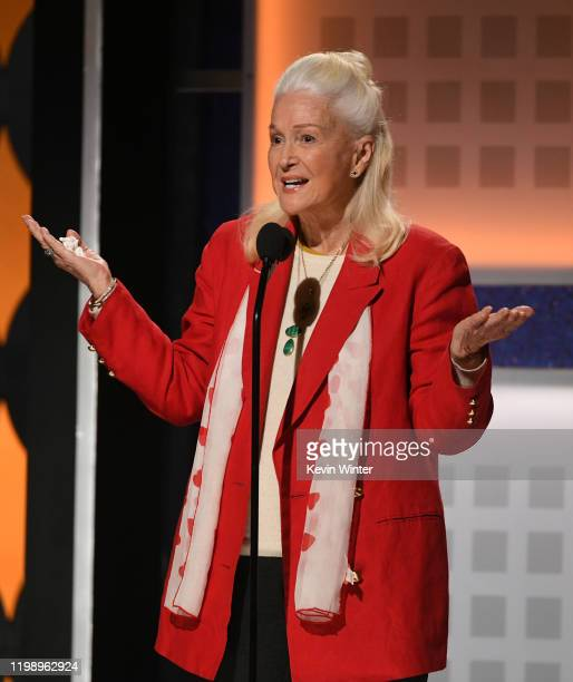 Diane Ladd attends AARP The Magazine's 19th Annual Movies For Grownups Awards at Beverly Wilshire A Four Seasons Hotel on January 11 2020 in Beverly...