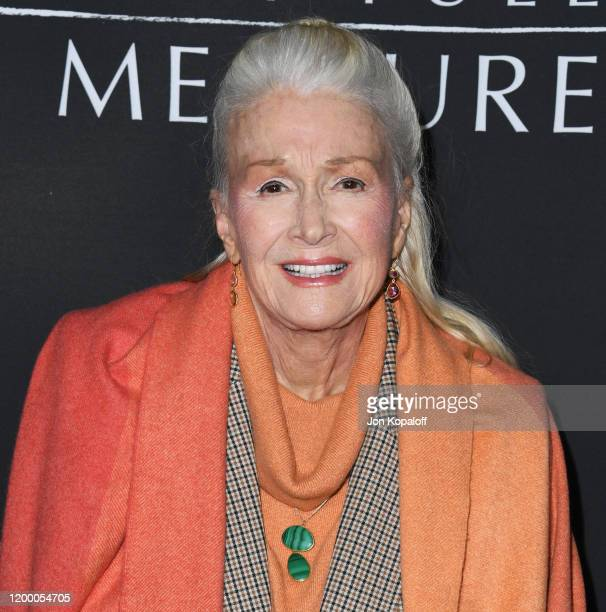 Diane Ladd attends the premiere of Roadside Attractions The Last Full Measure at ArcLight Hollywood on January 16 2020 in Hollywood California