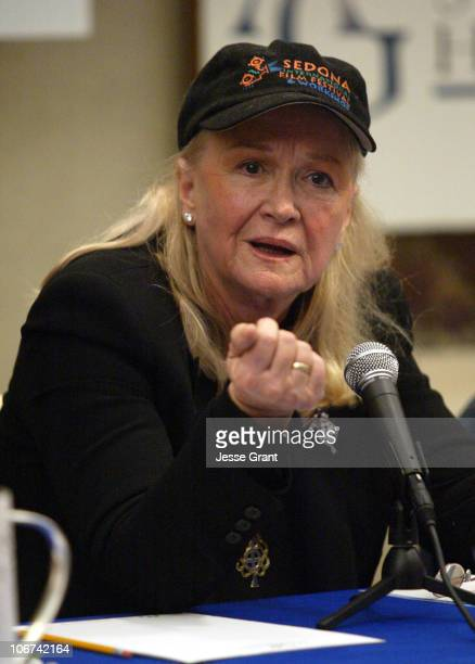 Diane Ladd during American Film Market One for the Bank One for the Soul Sponsored by SAGIndie Seminar at JW Marriott's Le Merigot Hotel in Santa...