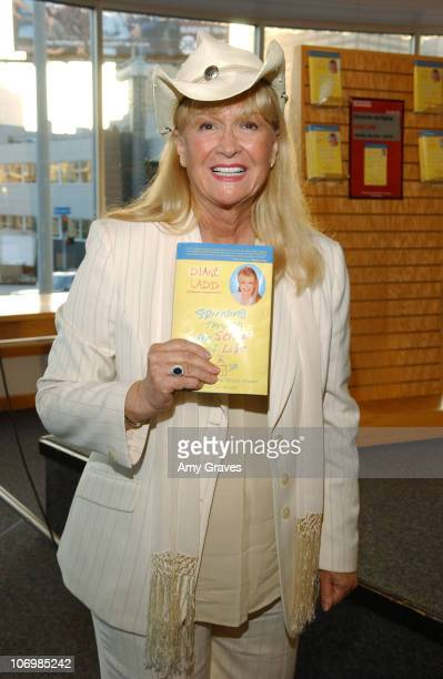 Diane Ladd reads from her new book Spiraling Through the School of Life