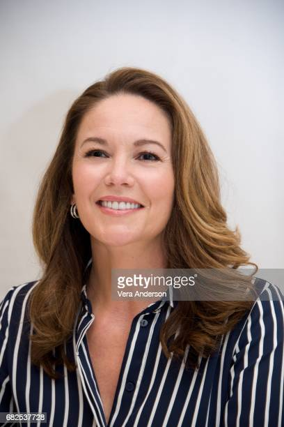Diane Lane at the Paris Can Wait Press Conference at the Four Seasons Hotel on May 11 2017 in Beverly Hills California