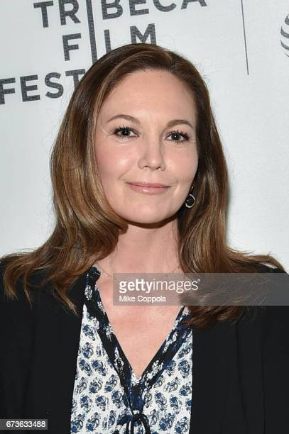 Diane Lane attends From the Ashes Premiere 2017 Tribeca Film Festival on April 26 2017 in New York City