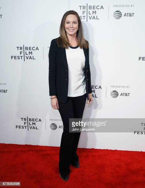 """Diane Lane attends """"Paris Can Wait"""" during the 2017 Tribeca Film Festival at BMCC Tribeca PAC on April 25, 2017 in New York City."""